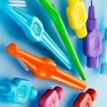 Escova interdental TePe para pacientes com aparelhos