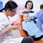 Produtos de higiene bucal para consultório